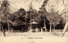 Le Dorat - Jardin Public - Le Dorat