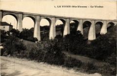 Le Vigen (Hte-Vienne) - Le Viaduc - Le Vigen