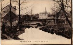Magnac-Laval - L'Ecluse du Pont-du-Gue - Magnac-Laval