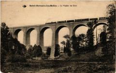 Saint-Germain-les-Belles - Le Viaduc du Crou - Saint-Germain-les-Belles