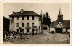 Saint-Martin-Terressus (Hte-Vienne) - Hotel-Restaurant Montagner - Saint-Martin-Terressus