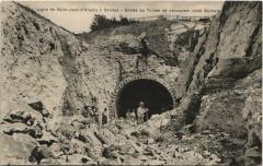 Saint-Jean d'Angély - SAINTES; Entrée du Tunnel Jérusalem - Saint-Jean-d'Angély