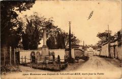 Monument aux Enfants de Salles-sur-Mer - Salles-sur-Mer