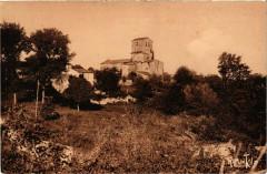 Vieille Eglise de Soubise - Cheoeur et transept gothiques - Soubise