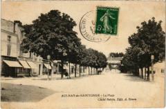 Aulnay-de-Stonge - La Place - Aulnay