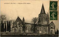 Aulnay - L'Eglise - Aulnay