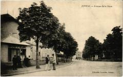 Jonzac - Avenue de la Gare - Jonzac