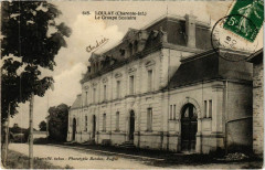 Loulay - Le Groupe Scolaire - Loulay