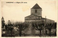 Lorignac - L'Eglise - Lorignac