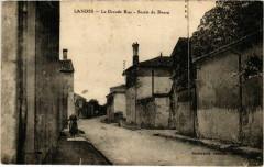 Landes - La Grande Rue - Landes