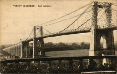 Tonnay-Charente - Pont suspendu - Tonnay-Charente