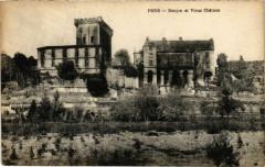 Pons - Donjon et Vieux Chateau - Pons