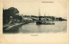 Tonnay - charente - Vue générale - Tonnay-Charente