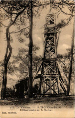 Ile d'Oleron - Saint-Trojan-les-Bains - L'Observatoire de la Marine - Saint-Trojan-les-Bains