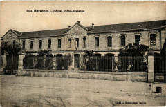 Marennes - Hopital Dubois-Meynardie - Bois