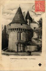 Dampierre-sur-Boutonne - Le Chateau - Dampierre-sur-Boutonne