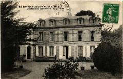 Saint-Thomas-de-Conac - Chateau du Gendreau - Le Jardin - Saint-Thomas-de-Conac