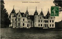 Saint-Maigrin - Le Chateau - Cote Sud - Saint-Maigrin