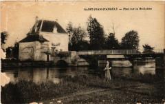 Saint-Jean-d'Angely - Saint-Jean-d'Angely - Pont sur la Boutonne - Saint-Jean-d'Angély