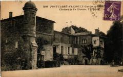 Pont-l'Abbé-d'Arnoult - Chateau de la Chaume - Pont-l'Abbé-d'Arnoult