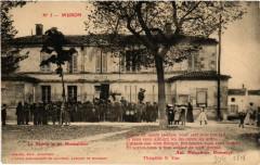 Muron - La Mairie et les Mutualistes - Muron