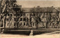 Ile-de-Re - Saint-Martin-de-Re - Hotel des Cadets gentilshommes - Saint-Martin-de-Ré