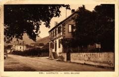 Saint-Hippolyte - Hotel Bellevue - Saint-Hippolyte