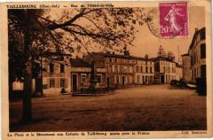 Taillebourg (Char - Inf.) - Rue de l'Hotel-de-Ville - La Place et . - Taillebourg
