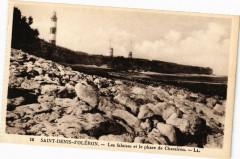 Saint-Denis-d'Oleron - Les falaises et le phare de Chassiron - Saint-Denis-d'Oléron
