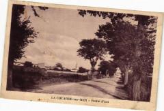 La Couarde-sur-Mer - Route d'Ars - La Couarde-sur-Mer