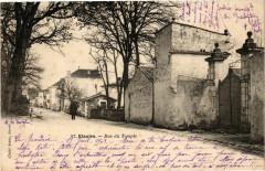 Etaules - Rue du Temple - Étaules