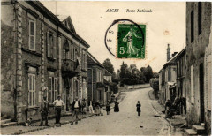 Arces - Route Nationale - Arces