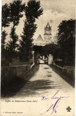 Eglise de Sablonceaux - Sablonceaux
