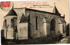 Eglises des Charentes - Ozillac - L'Eglise (Xii et Xv siécles) - Ozillac