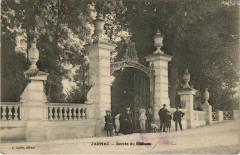 Jarnac Entree du Chateau France - Jarnac