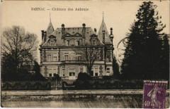 Jarnac Chateau des Aubrais France - Jarnac