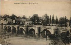 Confolens Le Vieux Pont France - Confolens