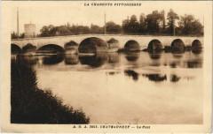 Chateauneuf-sur-Charente Le Pont France - Châteauneuf-sur-Charente