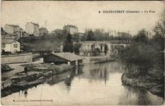 Chateauneuf-sur-Charente La Fuie France - Châteauneuf-sur-Charente