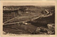 Chateauneuf-sur-Charente Vallee de la font qui pisse France - Châteauneuf-sur-Charente