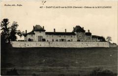 Saint-Claud sur-le-Son (Charente) - Chateau de la Boussardie - Saint-Claud