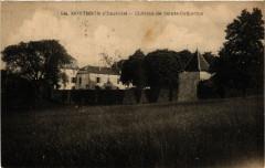 Montbron (Charente) - Chateau de Sainte-Catherine - Montbron