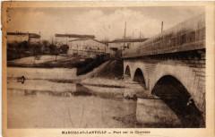 Marcillac-Lanville - Pont sur la Charente - Marcillac-Lanville