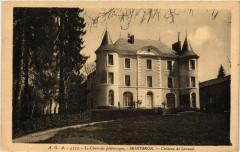 La Charente pittoresque - Montbron - Chateau de Lavaud - Montbron