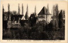 (La Charente Pittoresque) -Montbron Chateau de Ferrieres (Xvi s.) - Montbron