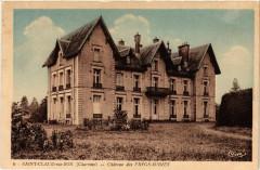 Saint-Claud-sur-Son (Charente) - Chateau des Frégnaudies - Saint-Claud