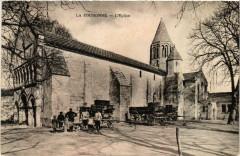 La Couronne - L'Eglise - La Couronne