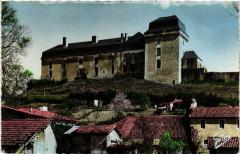 Chalais (Charente) - Le Cháteau, ancienne résidence des Talleyrand - Chalais