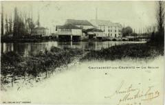 Chateauneuf-sur-Charente - Les Moulins - Châteauneuf-sur-Charente