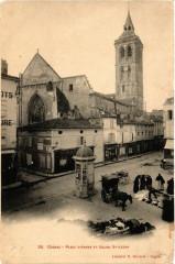 Charente - Nanteuil-en-Vallée - Partie supérieure de ... - Nanteuil-en-Vallée